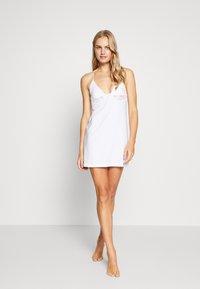 La Perla - TRES SOUPLE PARIGINA - Noční košile - white - 1