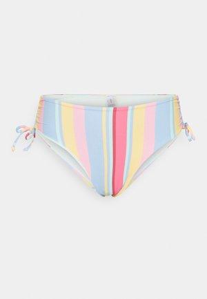 WAIST BRIEF - Bikini bottoms - multicolor