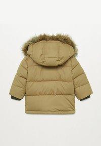 Mango - LUCA - Zimní bunda - okker - 1
