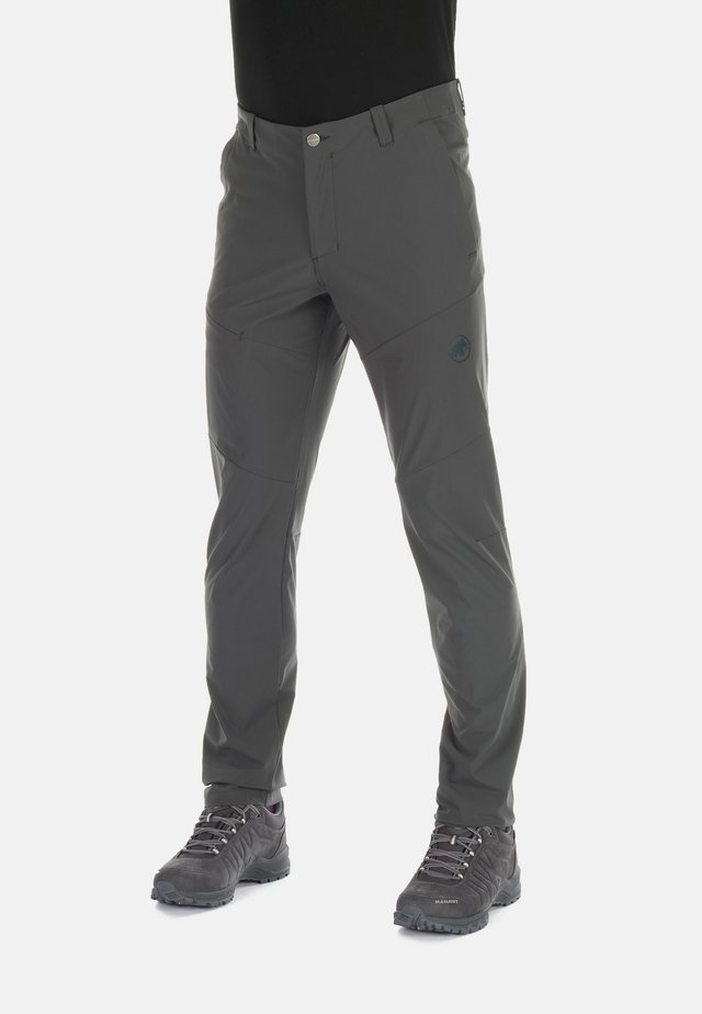 RUNBOLD PANTS  - Stoffhose - dark grey