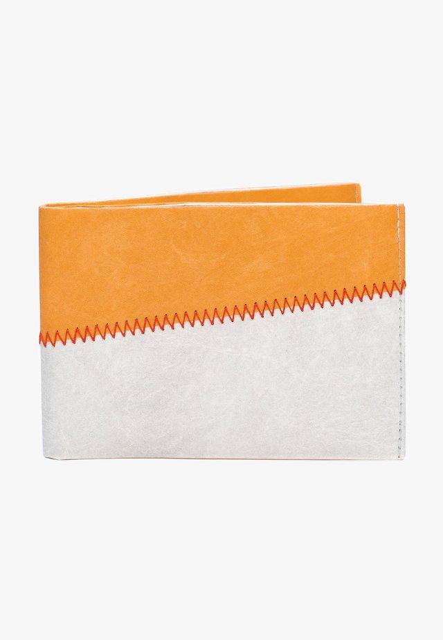 SUNSET LOVER - Portemonnee - grau orange