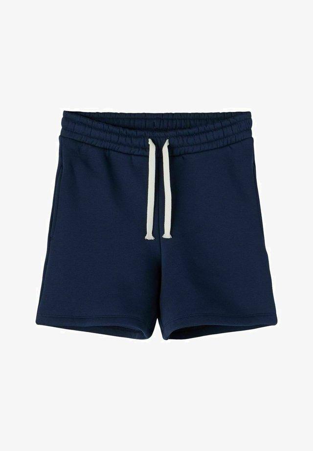 Pantaloni sportivi - blue denim