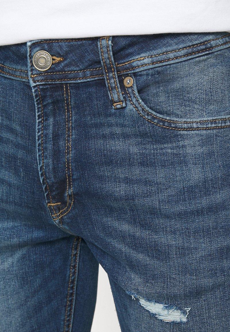 Jack & Jones JJILIAM JJORIGINAL - Jeans Skinny Fit - blue denim ZiuyQq