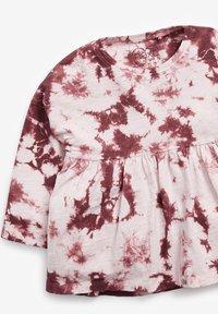 Next - Long sleeved top - purple - 2