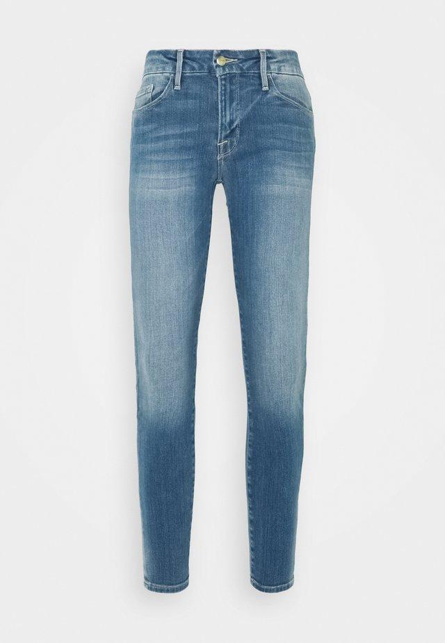 LOW RISE SKINNY - Jeans Skinny Fit - manzanita
