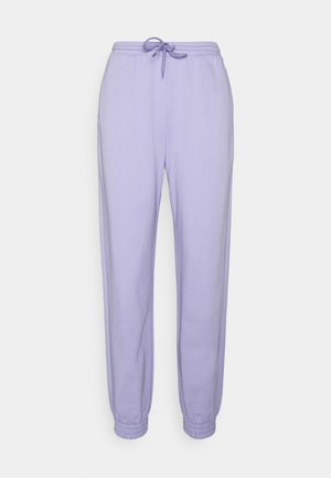 HOLLY PANTS - Tracksuit bottoms - lilac