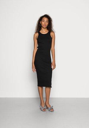 LOTTEN DRESS - Fodralklänning - black