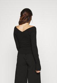 Even&Odd Petite - Pullover - black - 2