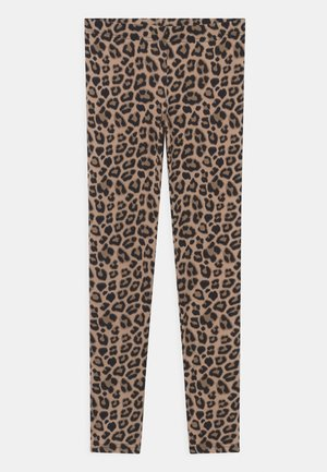 SUNDAY - Leggings - Trousers - black