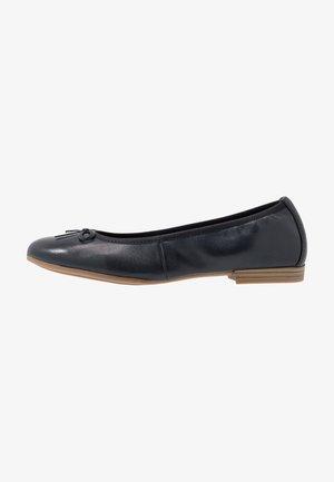 WOMS  - Ballerina - navy