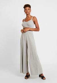 Free People - SET - Trousers - grey - 1