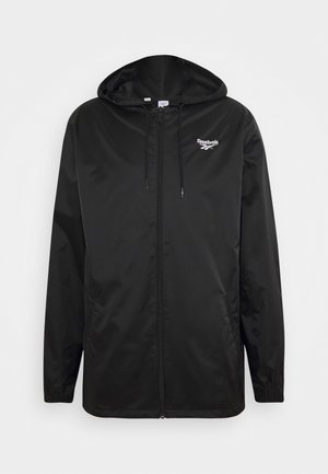 VECTOR WINDBREAKER - Kurtka wiosenna - black