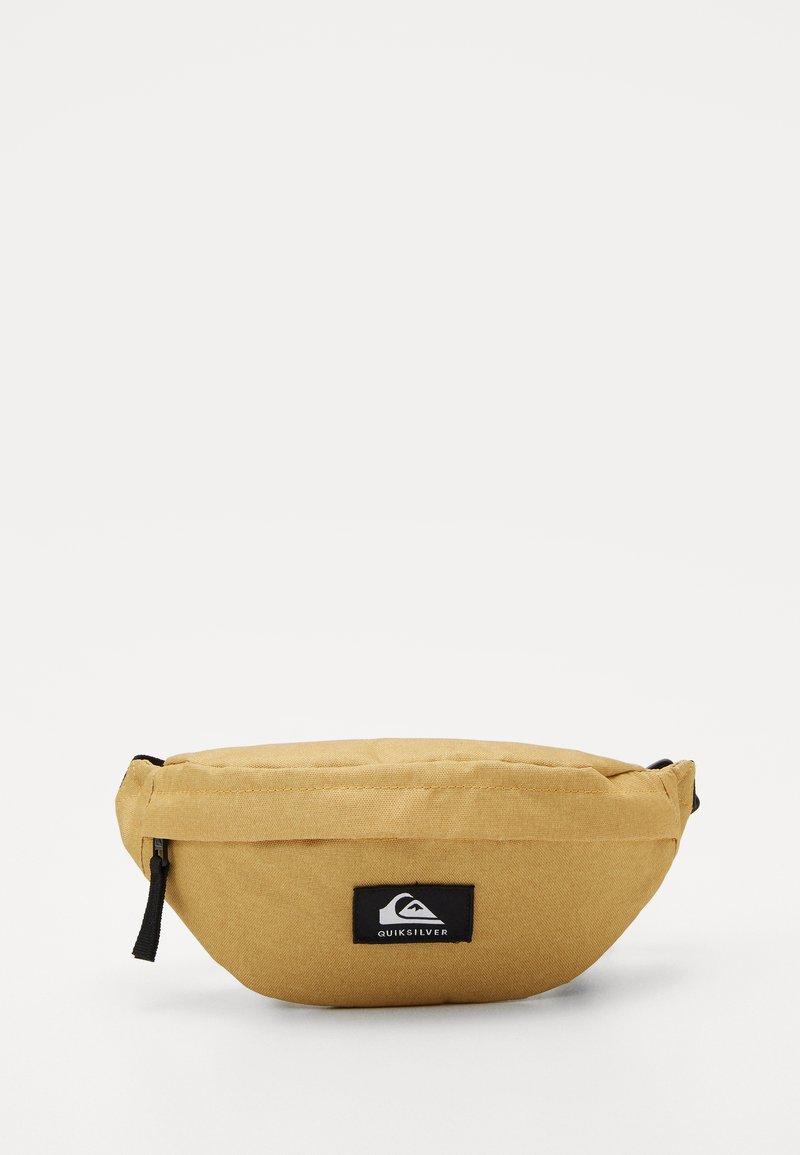 Quiksilver - PUBJUG - Bum bag - honey heather