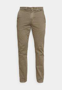 NARA - Trousers - dark khaki
