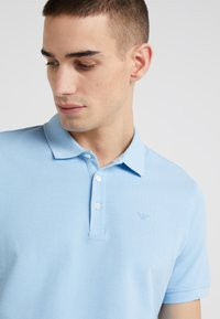 Emporio Armani - Polo shirt - light blue - 4