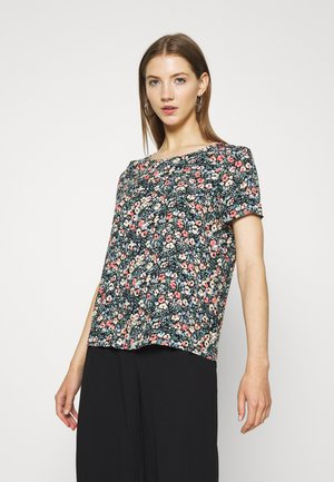 VMSIMPLY EASY  - Camicetta - black