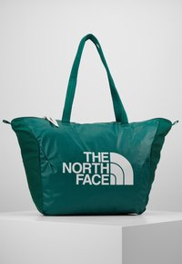 The North Face - STRATOLINE TOTE - Sports bag - night green/tin grey - 0