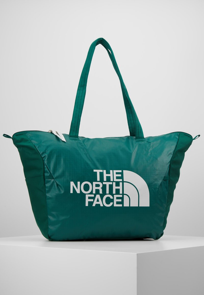 The North Face - STRATOLINE TOTE - Sports bag - night green/tin grey