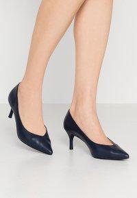 Esprit - DANIELA - Classic heels - navy - 0