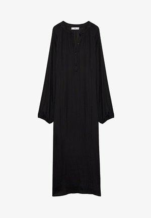 JURK - Maxi dress - sort