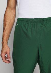 Lacoste Sport - Spodnie treningowe - green - 3
