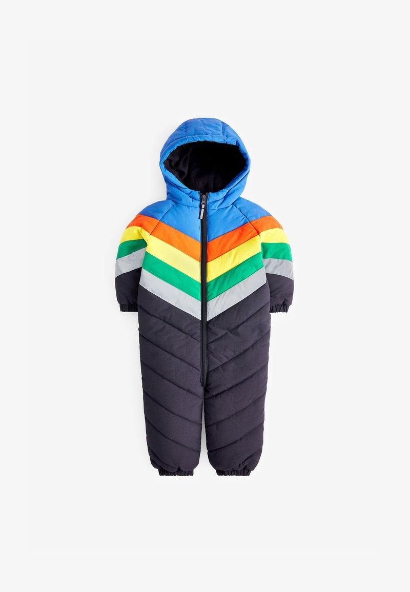 Next - Snowsuit - blue