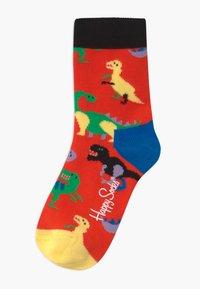 Happy Socks - KIDS DINOSAUR 3 PACK UNISEX - Socks - multi-coloured - 1