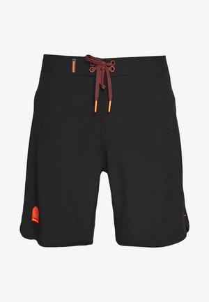 DEEPWATER BOARDSHORT - Swimming shorts - black
