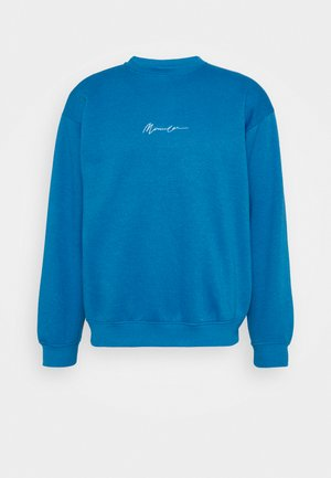 UNISEX ESSENTIAL REGULAR - Sweatshirt - blue