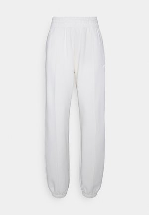 PANT TREND - Tracksuit bottoms - coconut milk/