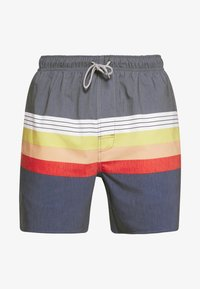 Rip Curl - LAYERED VOLLEY - Swimming shorts - navy - 2