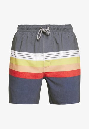 LAYERED VOLLEY - Swimming shorts - navy