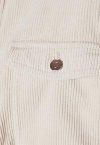ONLY - ONLMARINA BITTEN LIFE - Summer jacket - pumice stone - 4