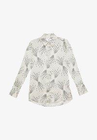 Victoria Victoria Beckham - Button-down blouse - dunes - 7