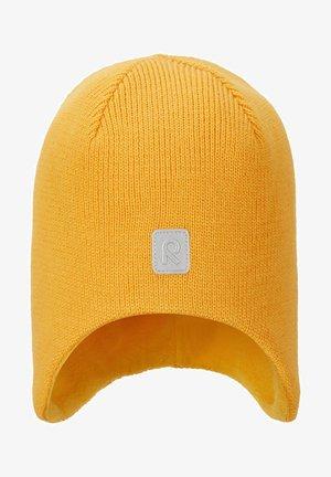 Beanie - orange yellow