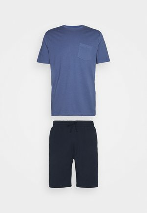 SET - Pyjamas - blue/dark blue