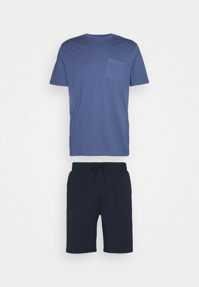 SET - Pyjama - blue/dark blue