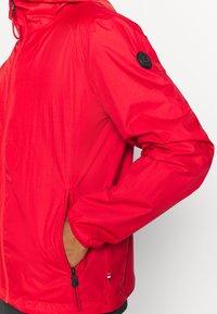 Luhta - KAUKAS - Hardshellová bunda - classic red - 3
