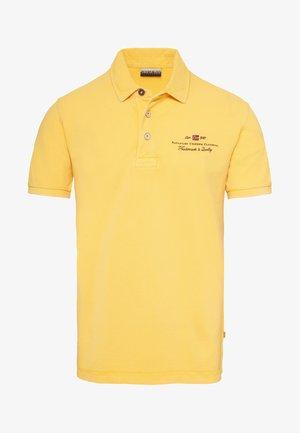 ELBAS - Polo shirt - yellow