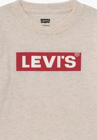 Levi's® - GRAPHIC - Long sleeved top - oatmeal heather - 3