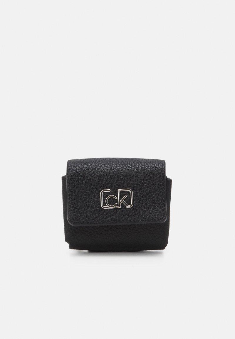 Calvin Klein - IPOD AIR DANGLE - Keyring - black