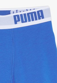Puma - BOYS BASIC 2 PACK - Pants - blue/grey - 4