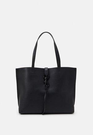 MEGAN TOTE - Tote bag - black