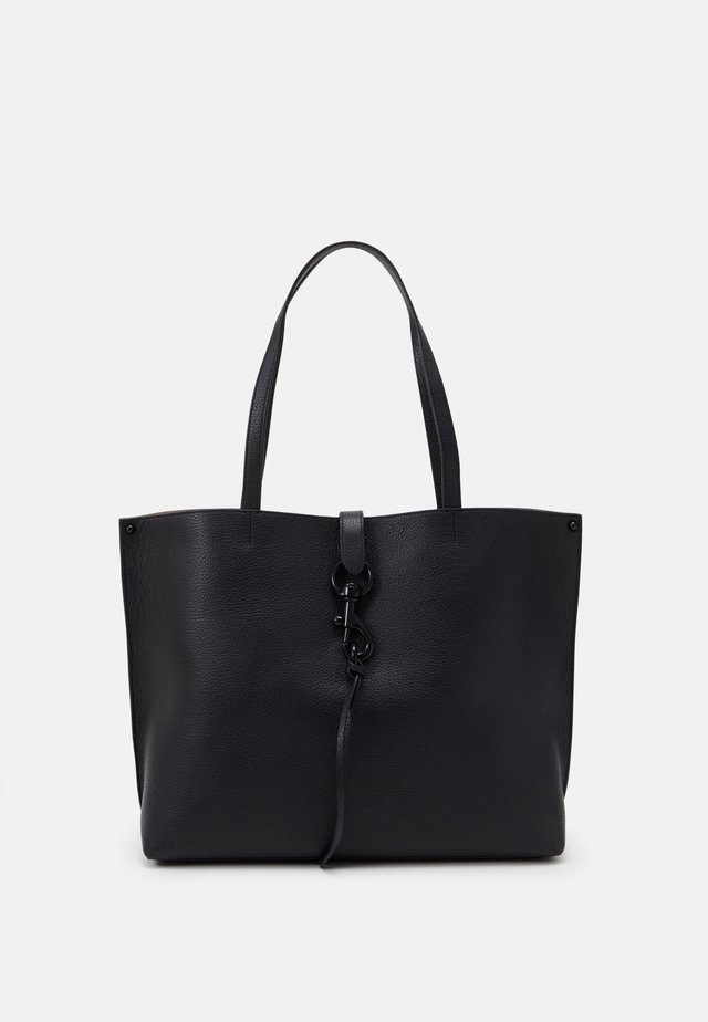 MEGAN TOTE - Shopping Bag - black