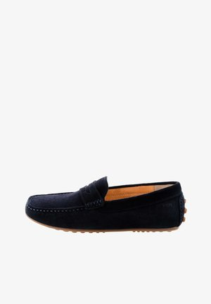 ALBANESE - Moccasins - black