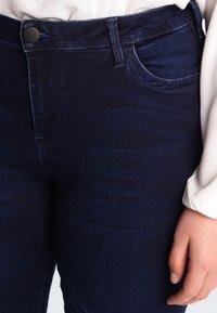Zizzi - AMY - Jeans Skinny Fit - dark blue - 3