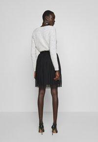 Even&Odd Tall - A-line skirt - black - 2