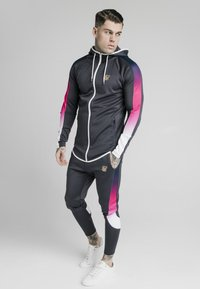 SIKSILK - ADVANCED TECH - Zip-up hoodie - midnight grey - 1