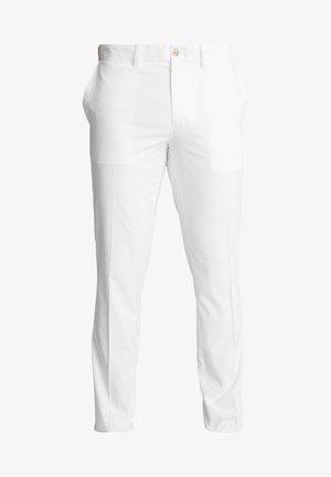 ELOF TIGHT FIT - Outdoorové kalhoty - white