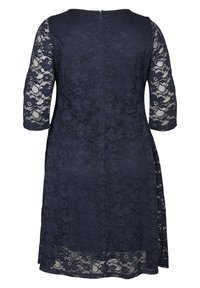 Zizzi - Day dress - blue - 4